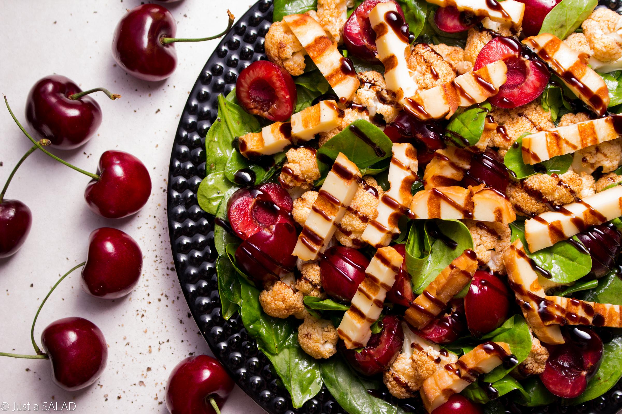 Fantazja Gorala Just A Salad Przepisy Na Salatki